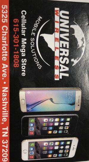 Universal Wireless Phones for Sale in Nashville, TN