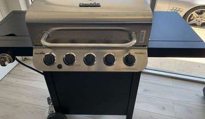 Brand New Char-Broil 5 Burner BBQ Grill! N6W for Sale in Fort Worth, TX