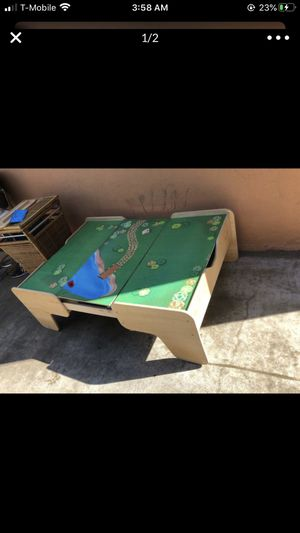 Train table for Sale in Lawndale, CA
