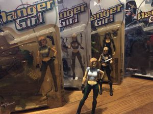 Danger Girl Action Figure full set for Sale in Coral Gables, FL
