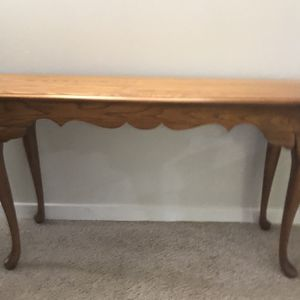 Wood Table for Sale in Golden, CO