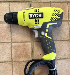 Ryobi Corded Drill (PRESTO PAWN) for Sale in Palm Springs, FL