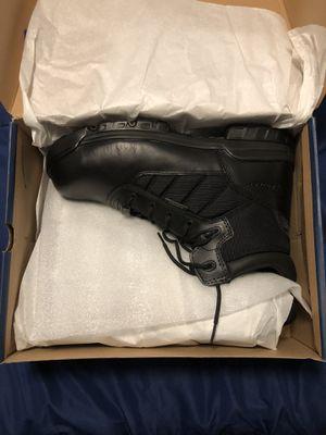 Bates steel toe work boots brandnew size 12 for Sale in Tamarac, FL