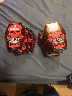 Paqui One Chip Challenge for Sale in Anchorage, AK