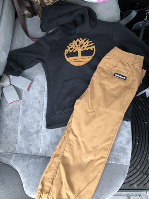 3T Timberland outfit 🧡 BRAND NEW for Sale in Tacoma, WA