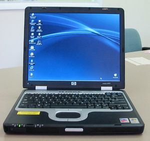HP laptop Wi-Fi 40 bucks for student for Sale in San Diego, CA