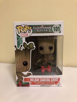 Funko Pop toy Holiday Dancing Groot for Sale in San Francisco, CA