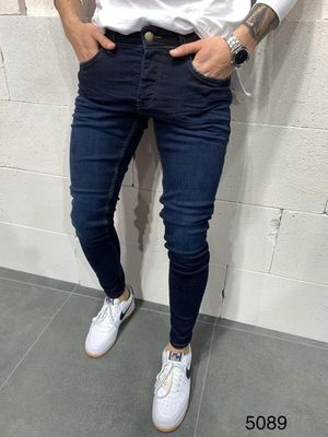 Men's blue premium skinny jeans all sizes from 30 waist up to 36 waist available store pick up for Sale in Los Angeles, CA