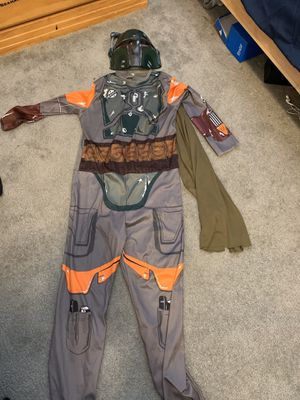 Star Wars Boba Fett Costume - Large for Sale in Shoreline, WA