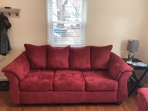 Couch and loveseat for Sale in Arlington, VA