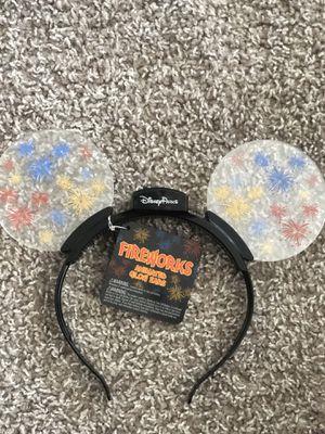 Fireworks Mickey Ears / Orejas Mickey for Sale in Kissimmee, FL