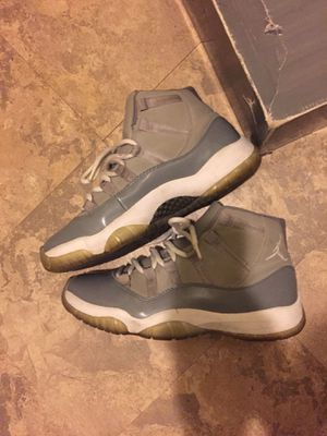 Cool Grey Jordan 11 size 8.5M for Sale in Washington, DC