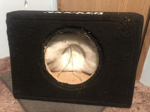 Kicker Comp 10inch Sub Box for Sale in Pickerington, OH