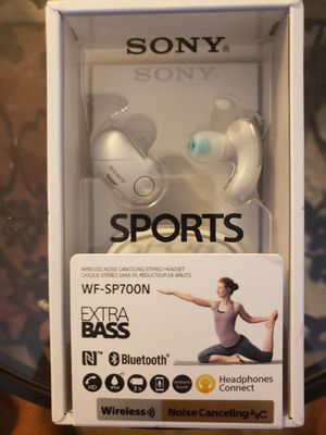 Sony Wireless Earbuds for Sale in Fort Washington, MD