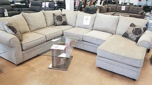 Living room furniture sectional couch for Sale in Baltimore, MD