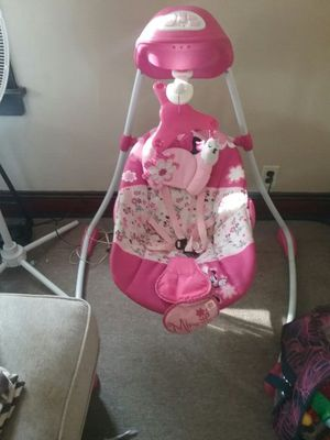 Minnie Mouse Swing for Sale in Cleveland, OH