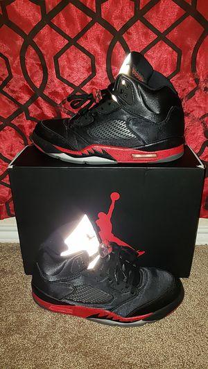 Nike Air Retro Jordan 5 for Sale in Fort Worth, TX