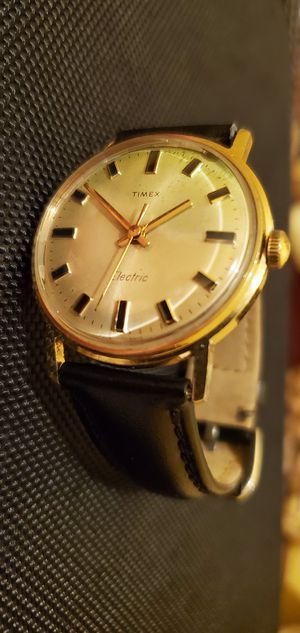 Timex Electric vintage watch good condition for Sale in Los Angeles, CA