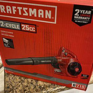 New! Craftsman Gas Leafblower for Sale in Pomona, CA