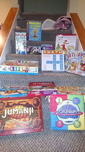 Board games and puzzles for Sale in South Elgin, IL