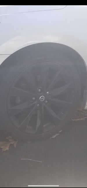 Nissan Rims For Sale $250 each OBO for Sale in Washington, DC