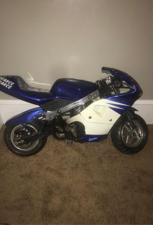 Mini pocket rocket motor cycle for Sale in Providence, RI