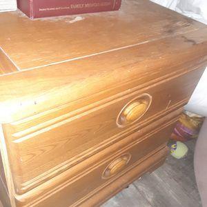 2 Drawer Dresser for Sale in Prineville, OR