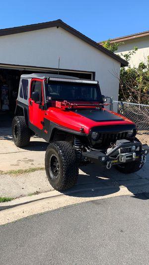 2006 Jeep Wrangler tj for Sale in Lemon Grove, CA