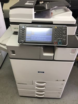 Savin c2503 color copier,fax,printer,scanner for Sale in Houston, TX