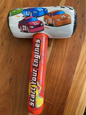 """New 22"""" race car inflatables- quantity 24 for $1 each for Sale in Gilbert, AZ"""