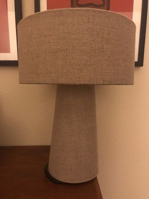 Crate and Barrel Desk Lamp for Sale in Portland, OR