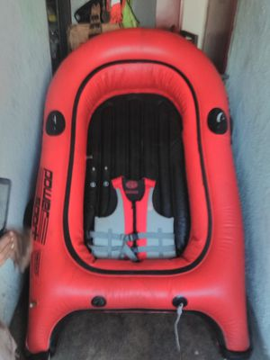 Coast Guard Certified Inflatable Boat for Sale in Ontario, CA