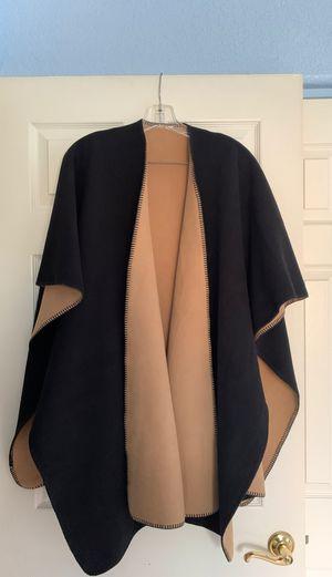 Reversible Fleece Shawl for Sale in Portland, OR
