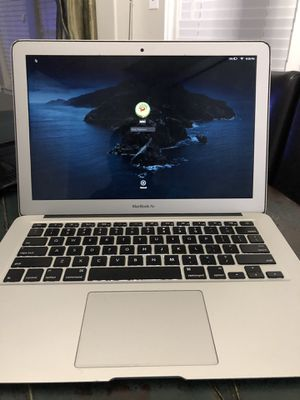 2014 MacBook Air ( No Sound) for Sale in Pearland, TX