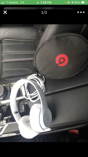 Beats solo3 never used. for Sale in Arlington, VA