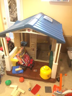 Step 2 Play House excellent condition. Indoors for Sale in North Springfield, VA