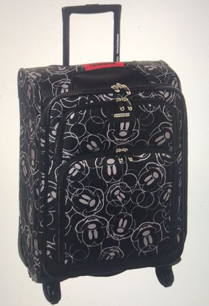 Luggage, American Tourister Disney southside luggage spare wheels, Mickey Mouse scrambler multi -face , carry on 21 inch. for Sale in Henderson, NV