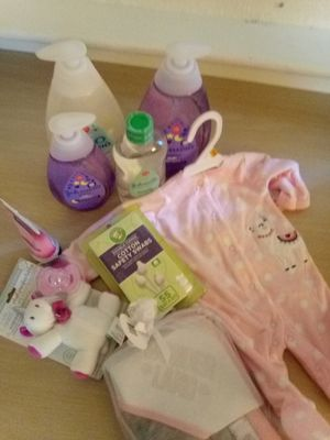 Baby clothes and items brand-new. for Sale in Wichita, KS