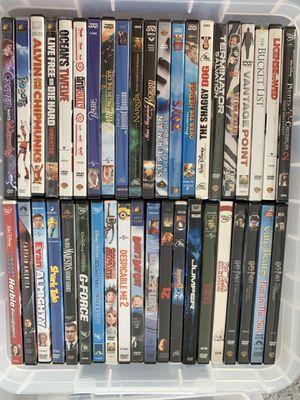 180 original movies + some CD music for Sale in Miami, FL