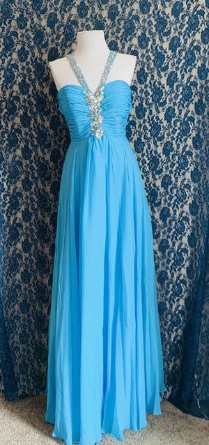 Blue prom dress for Sale in Murrieta, CA