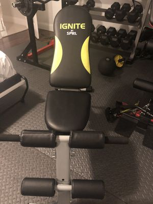 Ignite gym bench for Sale in Miami, FL