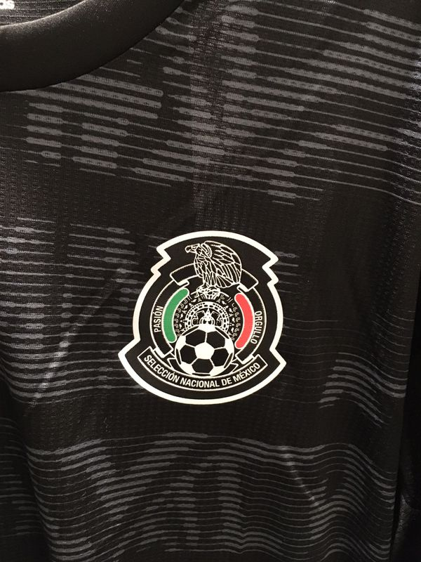 Adidas Mexico Home Soccer Jersey XL Authentic Climachill