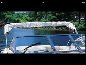 """Zippered Storage Boot for Bimini Boat Top 85"""" to 90"""" Made in USA. Brand NEW for Sale in La Vergne, TN"""