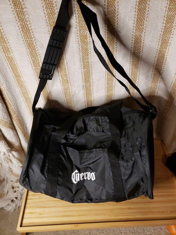 Jose Cuervo Zipping Duffle Bag