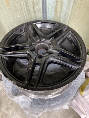 BENZ RIMS $10 for Sale in FAIRMOUNT HGT, MD