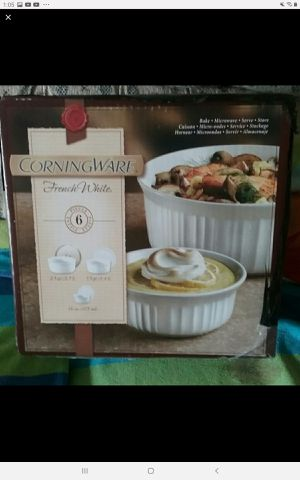 Brand New 6 Pieces CorningWare for Sale in Manchester, NH