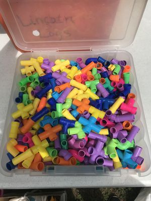 Toy Building Pipe Set for Sale in Chesapeake, VA
