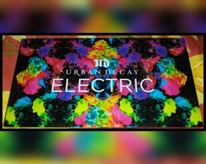 Urban Decay Electric Palette for Sale in Santa Ana, CA
