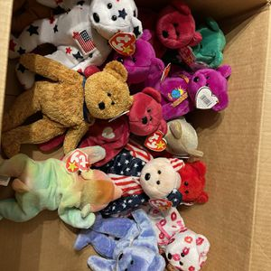 Beanie Baby Collection . Trade Or Sale for Sale in Chandler, AZ