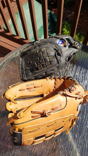 Nice Softball Gloves for Sale in Northbridge, MA